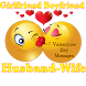 Husband Wife Girlfriend Boyfriend LOVE Messages by DREAMAPPMASTER