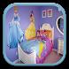 Princess Ice Bedroom Decoration