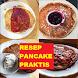 Resep Pancake Praktis