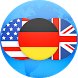 German English Dictionary + by Ascendo Inc.
