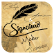 Signature Maker & Sign Creator by Byte Tech Solution