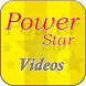 Power Star Video Gallery by CAA (Creative Android Apps)