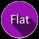 Flat Theme - Theme CM12/12.1 by dimusa