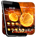 Basketball Flame Theme by Cool Themes & Wallpapers 2017