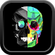 Skulls Live Wallpaper by Lux Live Wallpapers