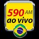 am 590 Radio do Brasil online estação de rádio by moaiapps