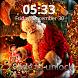 Santa Claus Pin Screen Lock