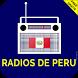 Radios de Peru - Peruvian Radio Stations by Farlixapps