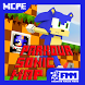 Map Sonic Parkour Extreme for MCPE by Fashion Magic Mods