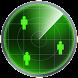 Radar Scanner simulator by SchnAPPS
