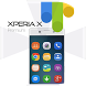 Theme for Xperia X premium by SoftClickSolutions