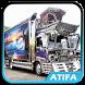Truck Modification by atifadigital