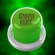Green Fart Button by ByOlegs