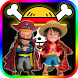 Luffy Fighting The Pirate Games by Bestgame2U