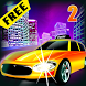 Taxi in New-York Traffic 2 by Martin the free fun game creator :)