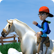 Horse Simulator - Kids Horse Racing & Jumping Game by SoftianZ