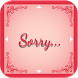 Sorry Greetings Maker by vcsapps