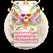 3D Skull Keyboard by Keyboard Design Paradise