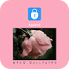 AppLock Theme Pink Rose