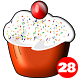 450+ Cupcake Recipes by 28Apps Company