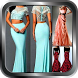 Latest Girl long dress Design Fashion Gallery Idea by Ocean Grampus Apps