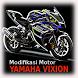 Modifikasi Motor Vixion by Rere CozyDev