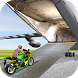 Airplane Bike Transporter Plan by Zing Mine Games Production