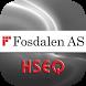 Fosdalen HSEQ by Mellora AS