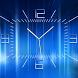 Clock Azure LWP by Alexandr Makarov