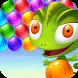 Bubble Shooter Lizard by Baxland