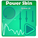 Green UI PowerAmp Skin by Skin for com.maxmpz.audioplayer.skin