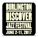 Burlington Discover Jazz by golive.fm