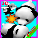 Panda Attacker 3D Action Game by SakaeTT