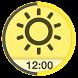 Solar Clock: Circadian Rhythm by Aqreadd Studios