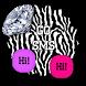 GO SMS THEME - Diamond Love