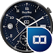 Deep Blue Watchface by SamSoft