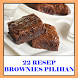 22 Resep Brownies Pilihan by Chronicle Inc