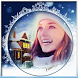 Snowfall Photo Frame by Best Ringtones And Sounds