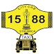 City Cab Strumica 1588 by Taxi Navigator