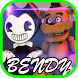 Five Nights At Bendy Ink Machine Game by Bendy & The Ink Machine Game