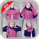 Tutorial Hijab Modern by BerkahMadani