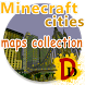 Cities MCPE maps compilation by Den Derange