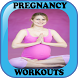Pregnancy Workouts - Best Exercises For Pregnant by App Smile