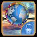 Meteor Shower Locker theme by App Lock, Screen Lock, Password