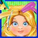 Baby Hair Salon- Makeover fun by Funtoosh Studio
