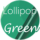 XPERIA™ Theme Lollipop Green by The X-Themer