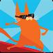 Cat Tsunami: Surf for Catnip by MassDiGI