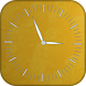 Yellow Clock Widgets by Rhino Apps