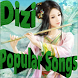 Popular Songs by Dizi (Chinese Flute) + Ringtone by Just for Fun Studio
