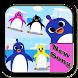 Lagu Penguin Dance Lucu by Megono